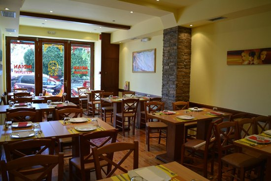 مطعم انديان شيف في اثينا