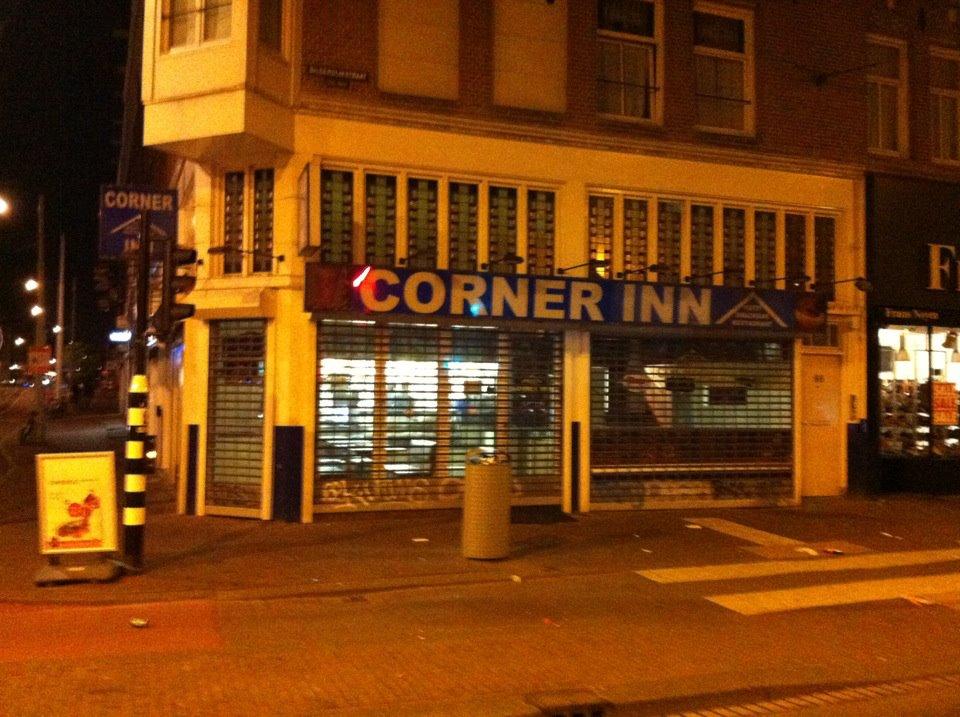 مطعم كورنر ان امستردام