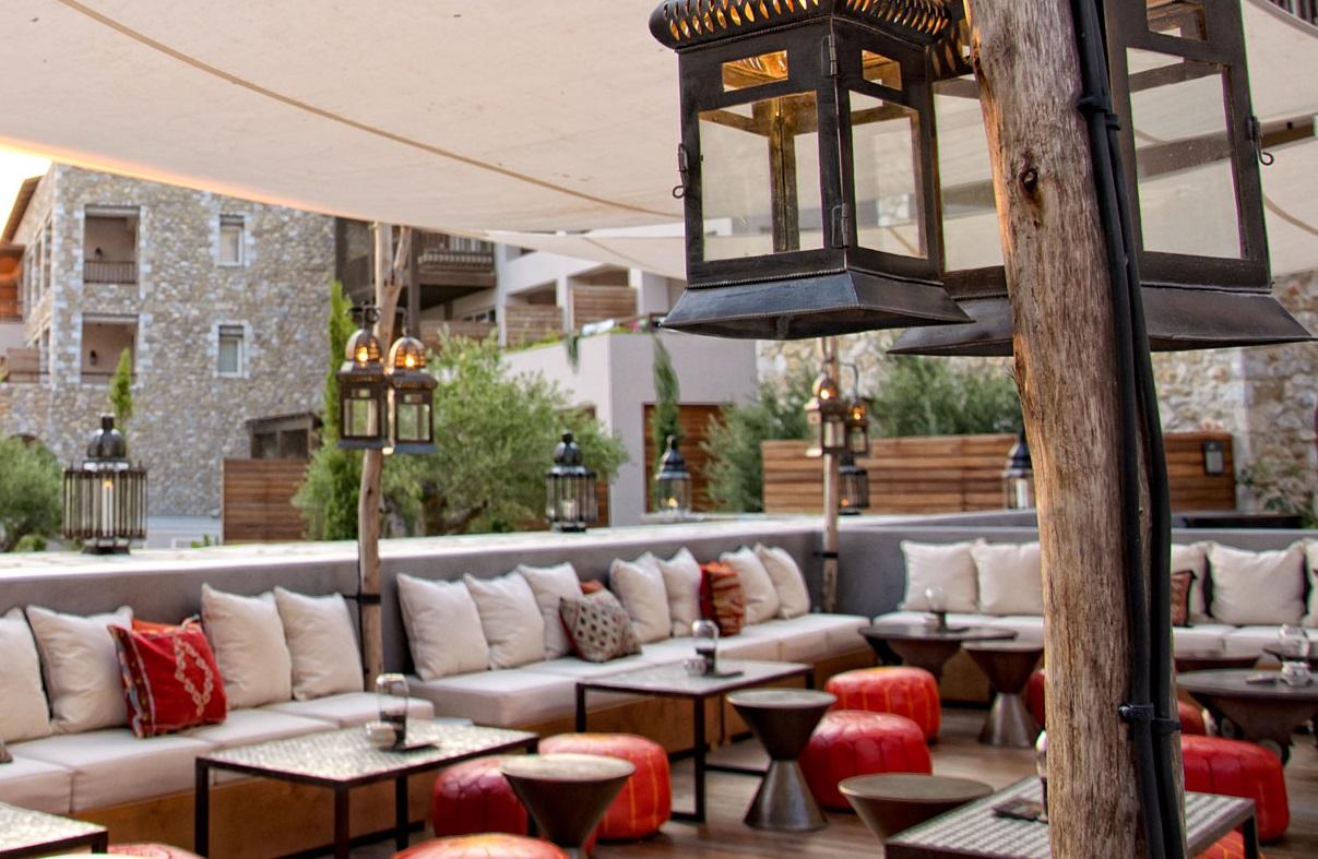 مطعم نرجيلة اثينا
