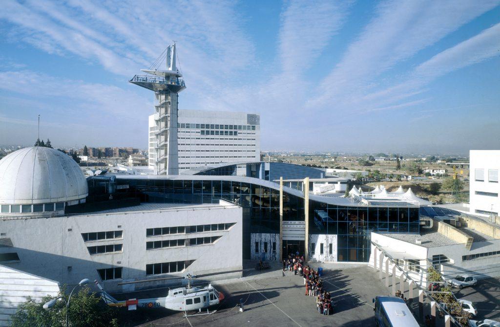 منتزه العلوم في غرناطة