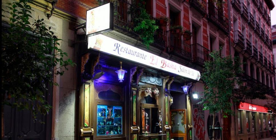 ﻣﻄﻌﻢ ﺍﻟﺒﺎﺷﺎ مدريد