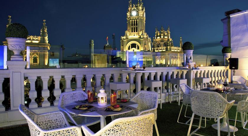 شقق فندقية في مدريد