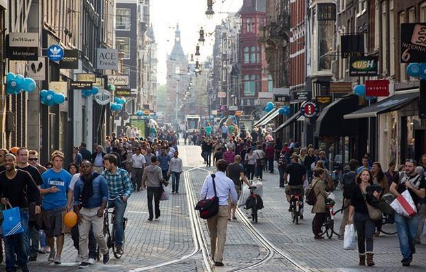 التسوق امستردام