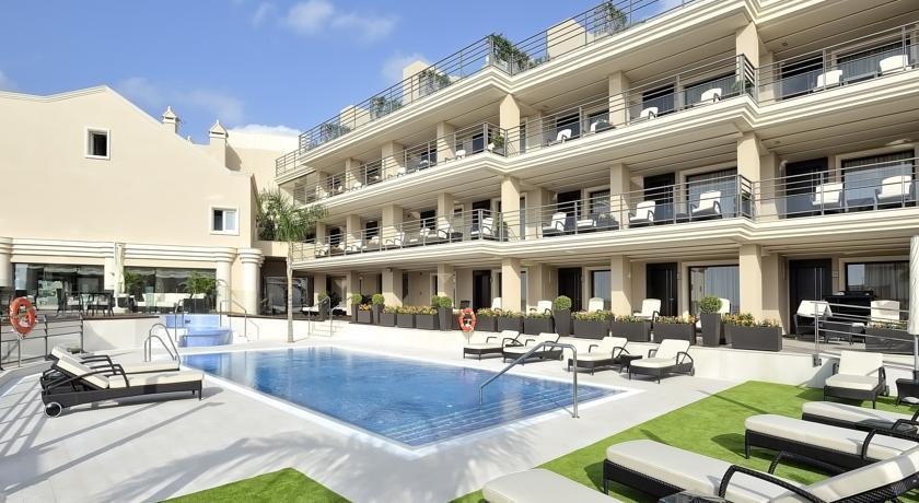 فندق بوتيكي وسبا فينتشي سيليثيون ألاسا تنفرد عن افخم فنادق ماربيا بالعديد من المزايا