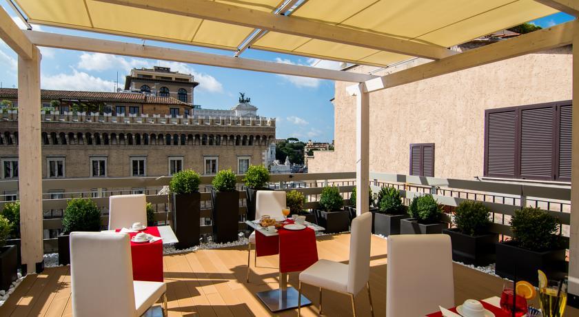 افضل فندق في روما ايطاليا