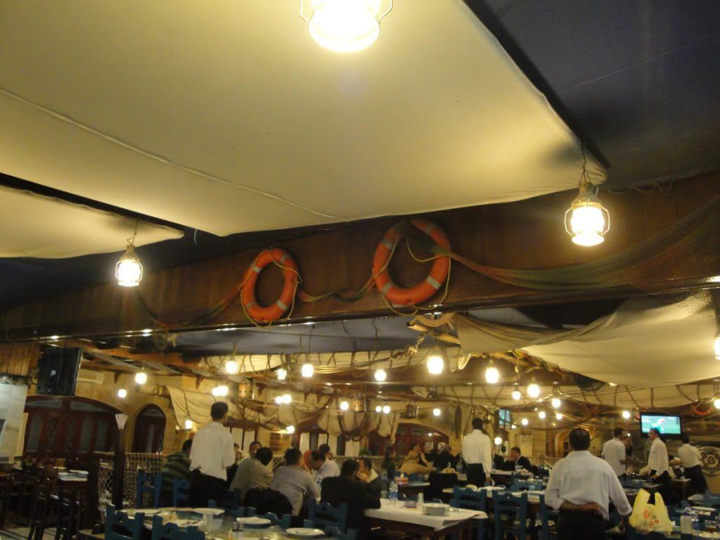 قرية بلبع للمشويات والاسماك من اشهر مطاعم في الاسكندرية
