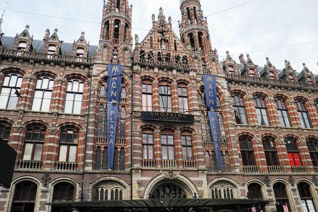 التسوق في امستردام