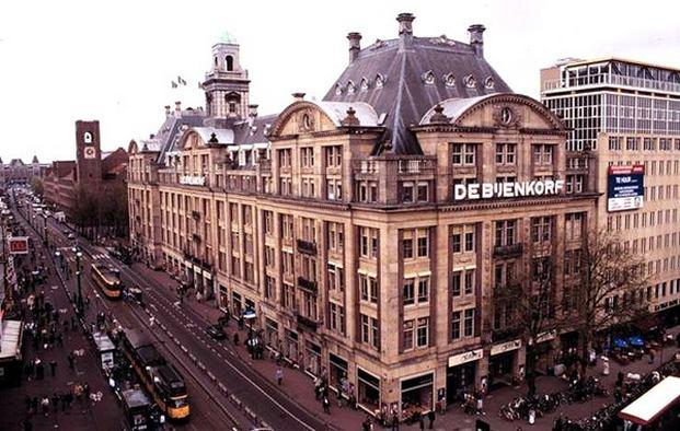 مراكز التسوق في امستردام