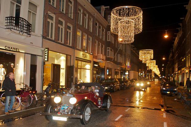 شوارع التسوق في امستردام