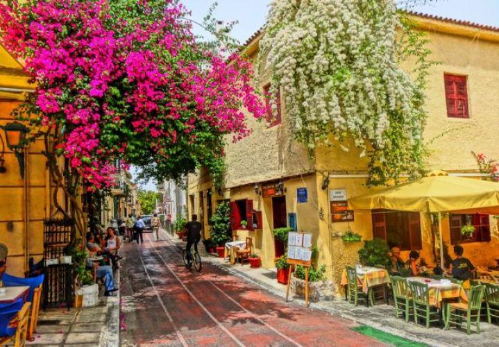 السياحة في اثينا اليونان