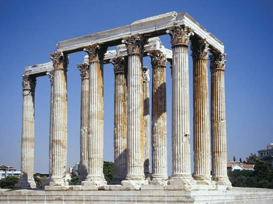 المناطق السياحية في اثينا