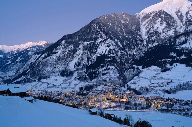 النمسا في الشتاء
