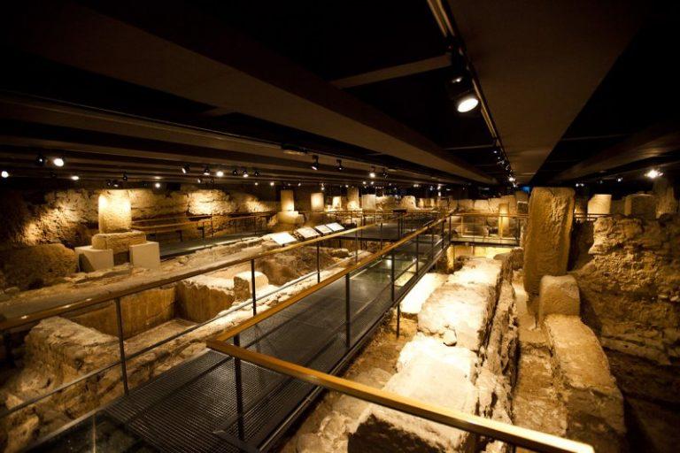متحف تاريخ برشلونة السياحة في برشلونة