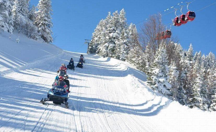 السياحة الشتوية في بورصة