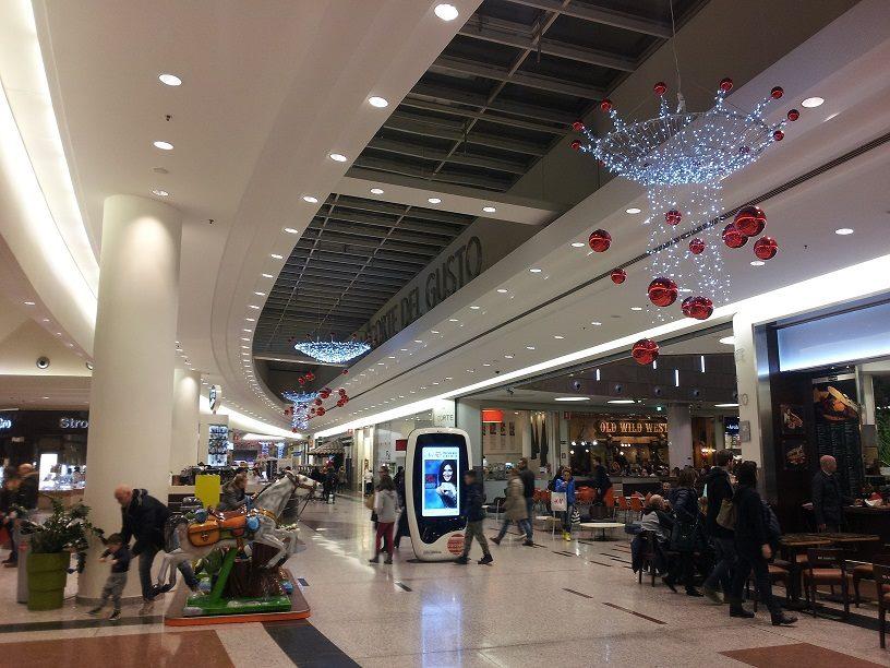 مجمع كاروسيللو من افضل اماكن التسوق في ميلان ايطاليا