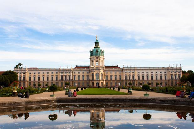 قصر شارلوتنبورغ برلين