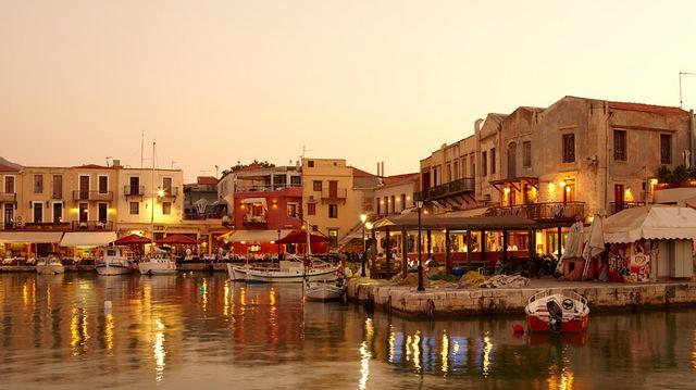 الاماكن السياحية في جزيرة كريت اليونان