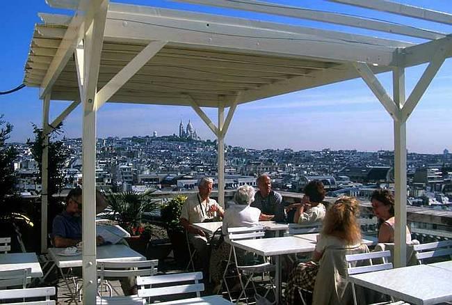 غاليري لافاييت باريس من افضل اماكن التسوق في باريس