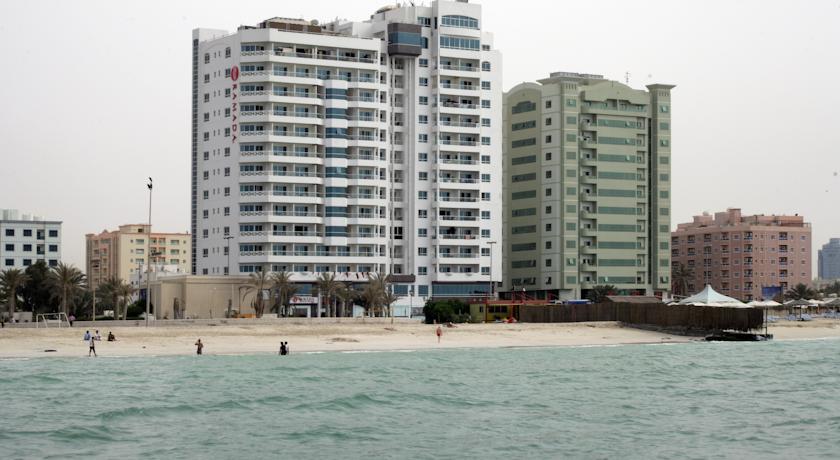 فندق رامادا بيتش عجمان من افضل الفنادق في عجمان الامارات
