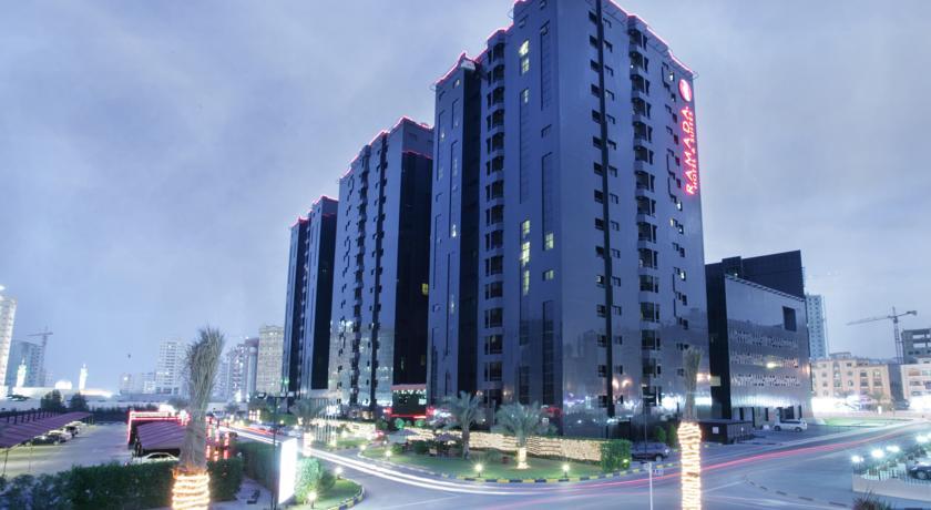فندق وأجنحة رمادا عجمان احدى افضل فنادق عجمان الامارات