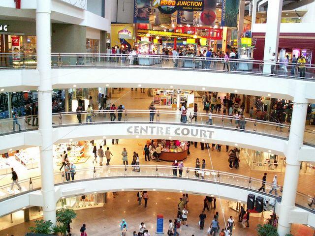 مراكز التسوق في كوالالمبور ماليزيا