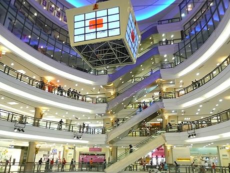 مراكز تسوق في كوالالمبور
