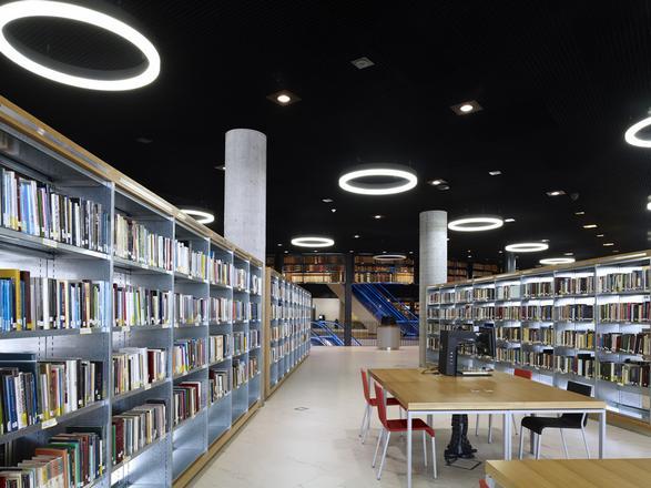 مكتبة برمنجهام انجلترا