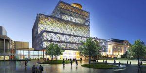 مكتبة برمنجهام من افضل معالم السياحة في انجلترا برمنجهام