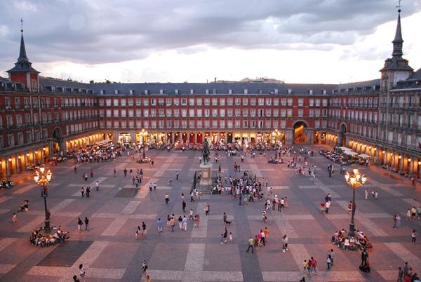 مدينة مدريد اسبانيا تعرف على المناطق السياحية في مدريد سياحة