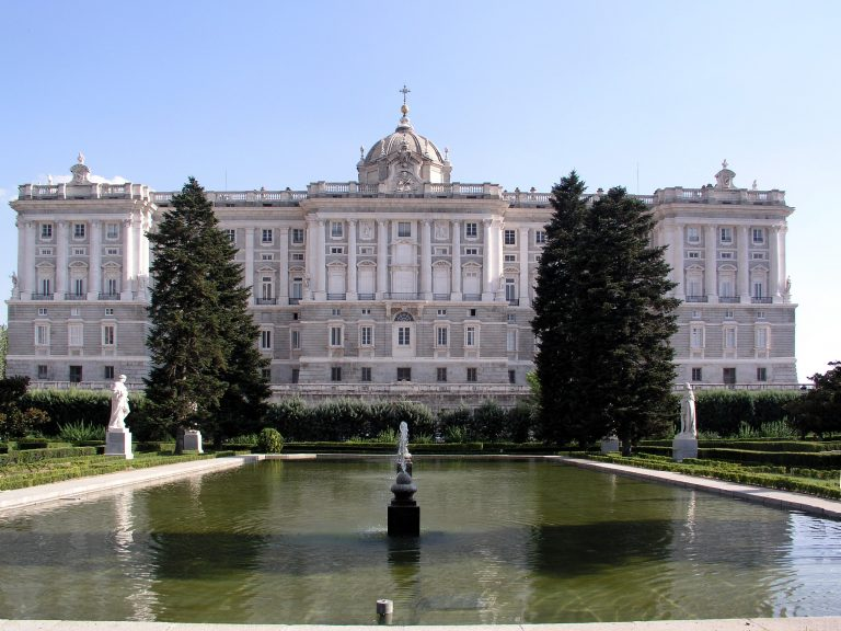 المناطق السياحية في مدريد اسبانيا