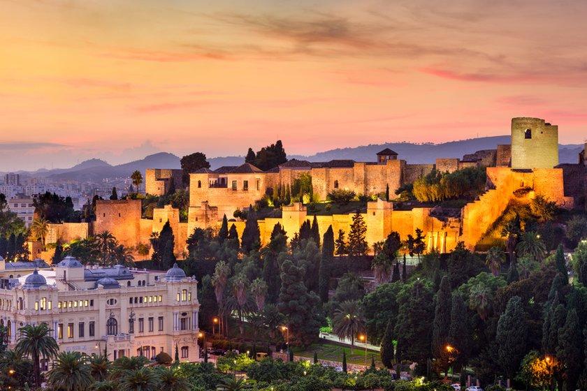 افضل 5 اماكن سياحية تزورها في ملقا اسبانيا