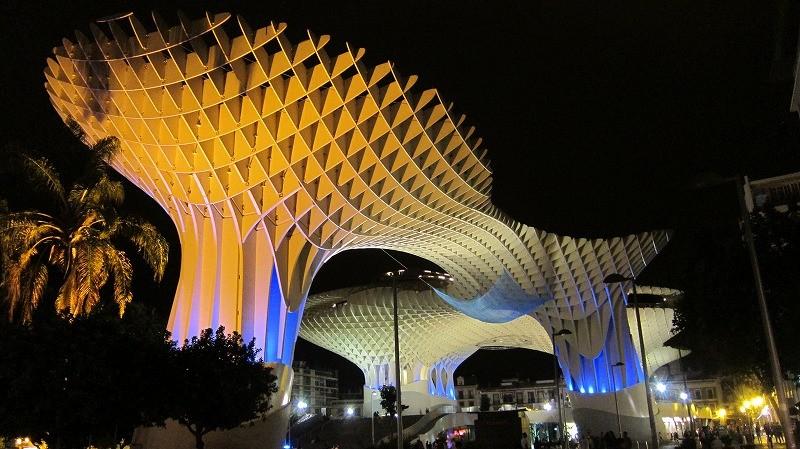 اهم الاماكن السياحية في اشبيلية اسبانيا