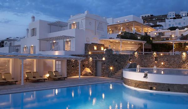 افضل فنادق ميكونوس اليونان