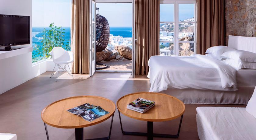 افضل فنادق جزيرة ميكونوس