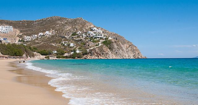 السياحة في ميكونوس اليونان
