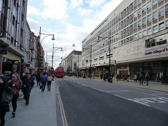 شارع اكسفورد لندن
