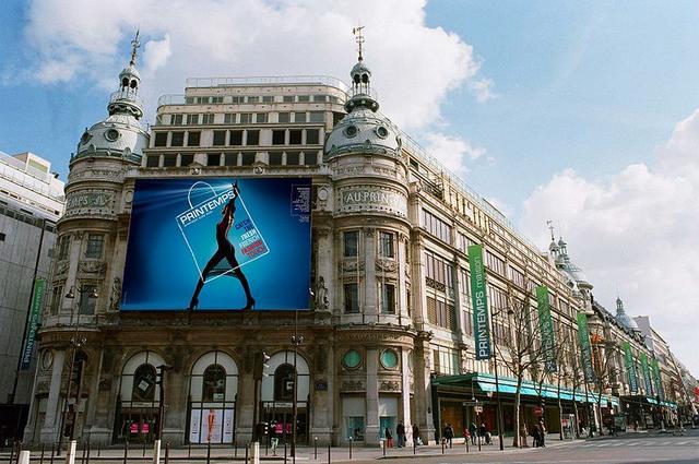 اهم اماكن التسوق في باريس