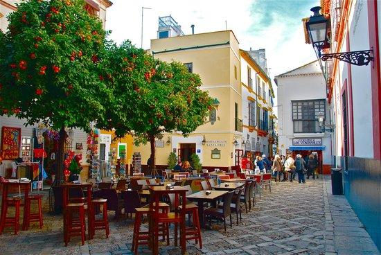 مدينة اشبيلية اسبانيا