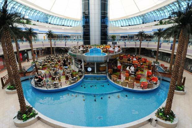 اماكن التسوق في ابوظبي