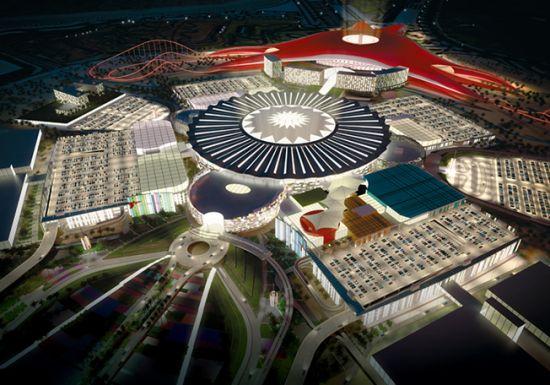 مراكز التسوق في ابوظبي
