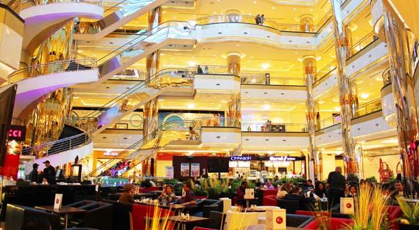 صن ستي مول من اكبر مجمعات التسوق في القاهرة