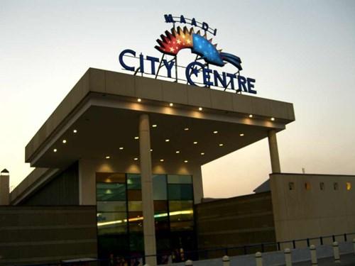 مجمع المعادي سيتي سنتر من احدث واكبر مراكز التسوق في القاهرة