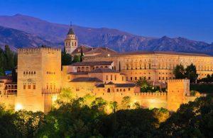 السياحة في غرناطة تعرف على الاماكن السياحية في غرناطة اسبانيا وهي مدينة غرناطة في اسبانيا