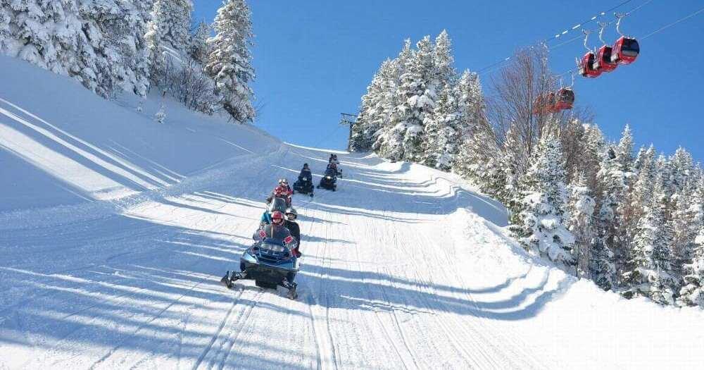 تعتبر بورصة وجهة ممتازة للسياحة الشتوية في تركيا