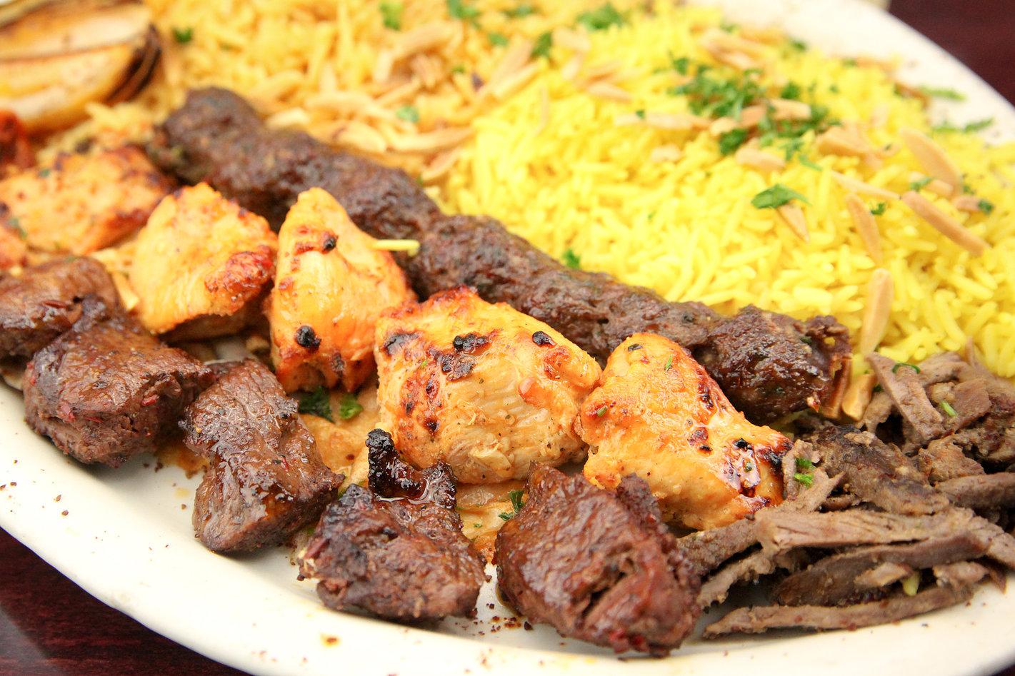 افضل 4 مطاعم عربية في شيكاغو