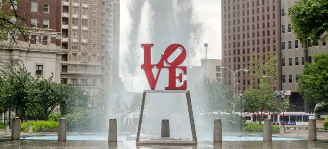 الاماكن السياحية في فيلادلفيا