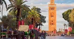 الاماكن السياحية في مراكش