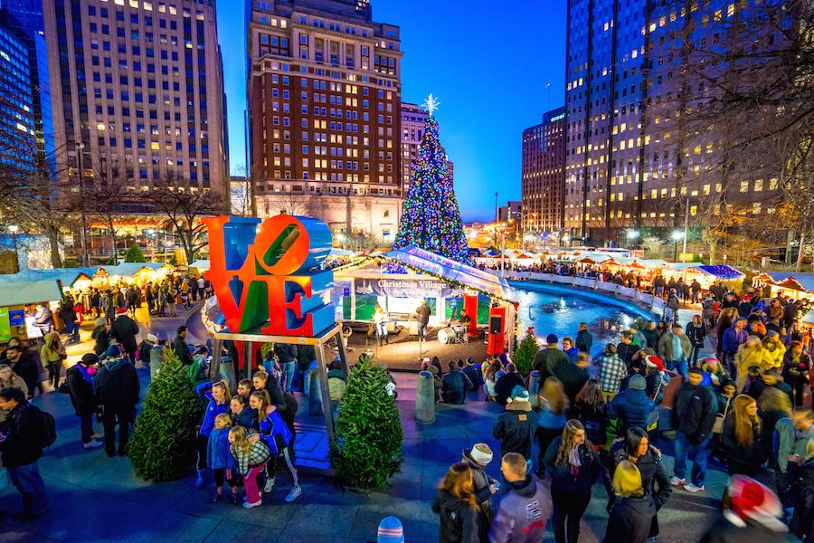 افضل 3 مراكز للتسوق في فيلادلفيا