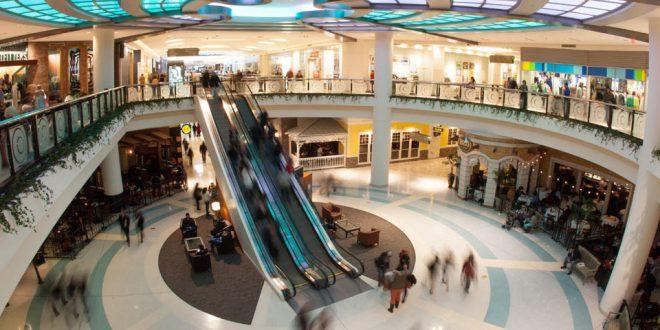 التسوق في واشنطن