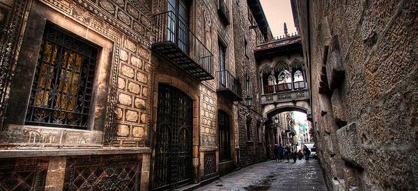 الحي القوطي برشلونة